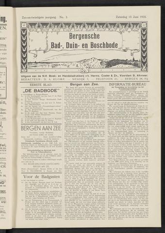 Bergensche bad-, duin- en boschbode 1935-06-15