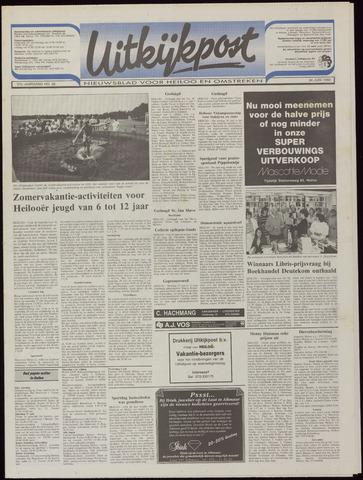 Uitkijkpost : nieuwsblad voor Heiloo e.o. 1992-06-24