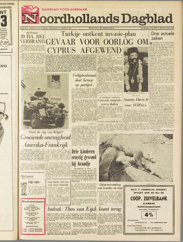Noordhollands Dagblad : dagblad voor Alkmaar en omgeving 1964-03-14