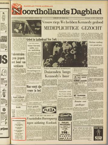 Noordhollands Dagblad : dagblad voor Alkmaar en omgeving 1968-06-07