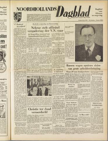 Noordhollands Dagblad : dagblad voor Alkmaar en omgeving 1953-06-26