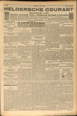 Heldersche Courant 1928-07-17