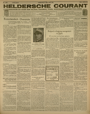 Heldersche Courant 1935-12-12
