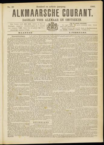 Alkmaarsche Courant 1906-02-05