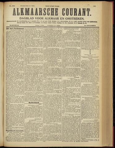 Alkmaarsche Courant 1928-11-21