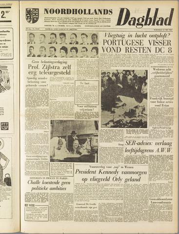 Noordhollands Dagblad : dagblad voor Alkmaar en omgeving 1961-05-31