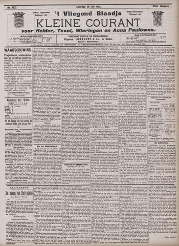 Vliegend blaadje : nieuws- en advertentiebode voor Den Helder 1902-07-26