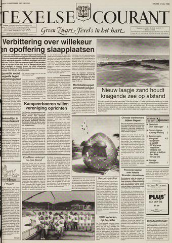 Texelsche Courant 1996-07-12