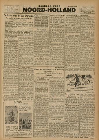 Heldersche Courant 1944-06-27
