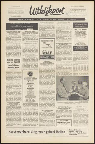 Uitkijkpost : nieuwsblad voor Heiloo e.o. 1966-12-08
