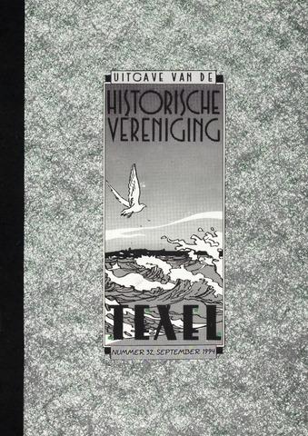 Uitgave Historische Vereniging Texel 1994-09-01