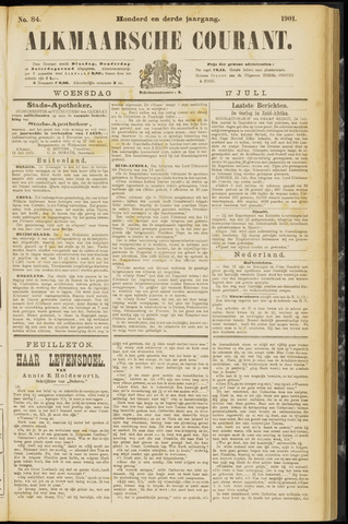 Alkmaarsche Courant 1901-07-17