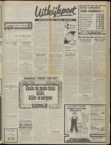 Uitkijkpost : nieuwsblad voor Heiloo e.o. 1975-06-11