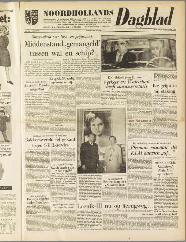 Noordhollands Dagblad : dagblad voor Alkmaar en omgeving 1959-10-07