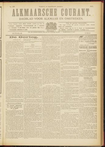 Alkmaarsche Courant 1917-05-08