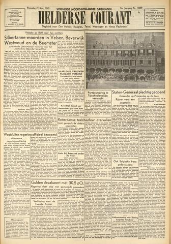 Heldersche Courant 1949-09-21