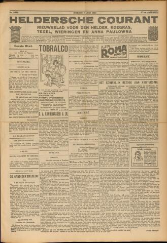 Heldersche Courant 1929-06-11