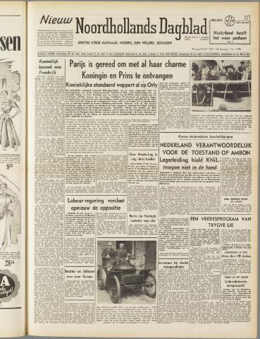 Nieuw Noordhollandsch Dagblad : voor Alkmaar en omgeving 1950-05-23