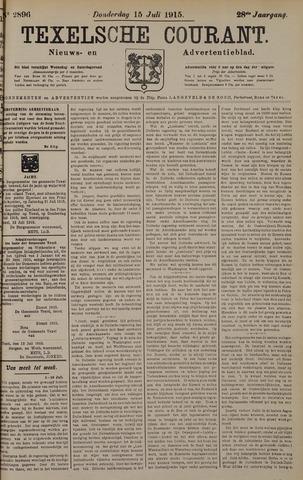 Texelsche Courant 1915-07-15