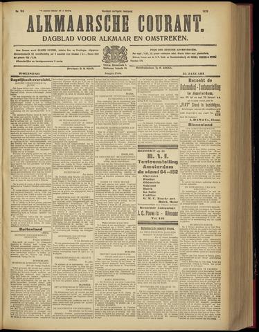 Alkmaarsche Courant 1928-01-25