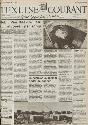 Texelsche Courant 1986-11-14