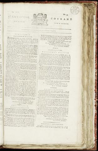 Alkmaarsche Courant 1818-12-28