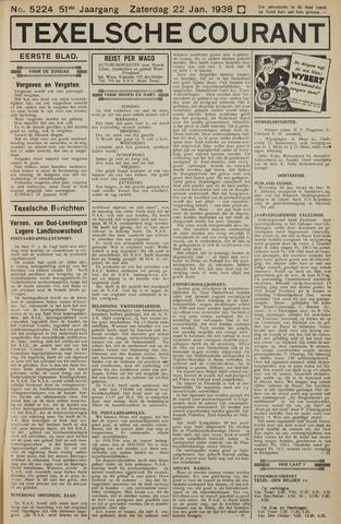Texelsche Courant 1938-01-22