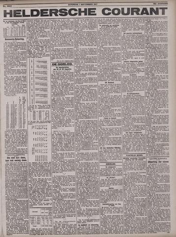 Heldersche Courant 1917-09-01