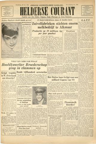 Heldersche Courant 1954-10-28