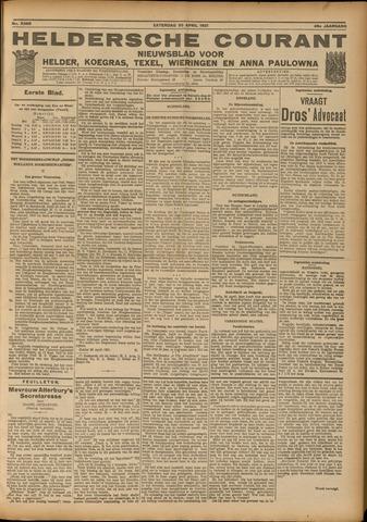 Heldersche Courant 1921-04-30
