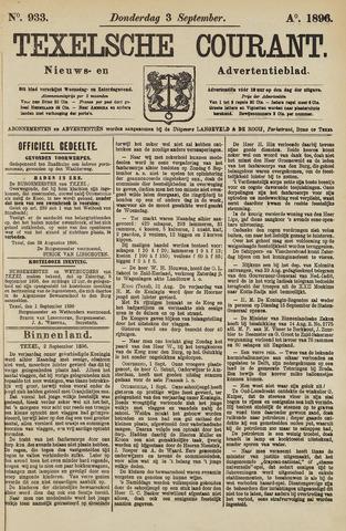 Texelsche Courant 1896-09-03