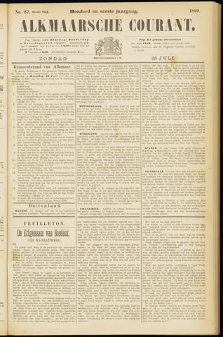 Alkmaarsche Courant 1899-07-23
