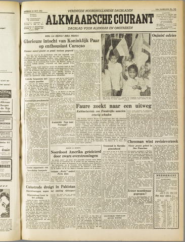 Alkmaarsche Courant 1955-10-18