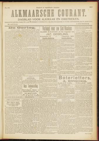 Alkmaarsche Courant 1917-12-03