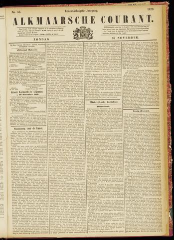 Alkmaarsche Courant 1879-11-16