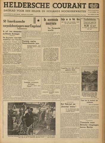 Heldersche Courant 1940-09-04