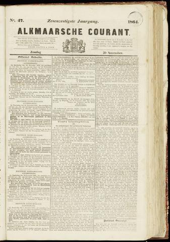 Alkmaarsche Courant 1864-11-20