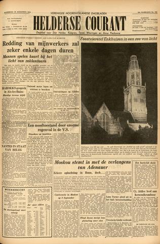 Heldersche Courant 1955-08-20