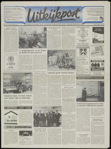 Uitkijkpost : nieuwsblad voor Heiloo e.o. 1993-10-06