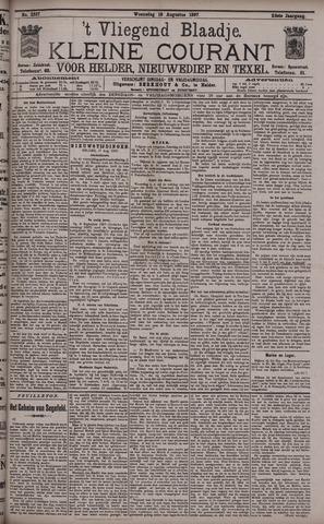 Vliegend blaadje : nieuws- en advertentiebode voor Den Helder 1897-08-18