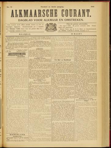 Alkmaarsche Courant 1908-03-30