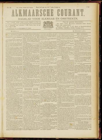 Alkmaarsche Courant 1919-02-26