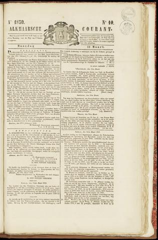 Alkmaarsche Courant 1850-03-11