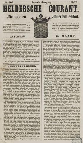 Heldersche Courant 1867-03-23