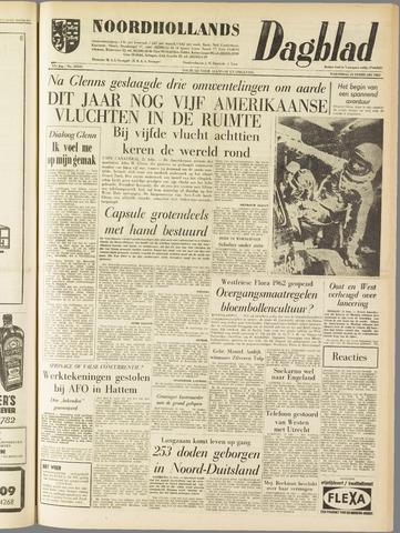 Noordhollands Dagblad : dagblad voor Alkmaar en omgeving 1962-02-21