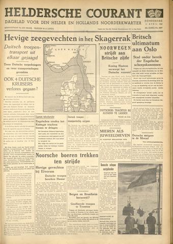 Heldersche Courant 1940-04-11