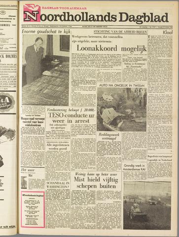 Noordhollands Dagblad : dagblad voor Alkmaar en omgeving 1963-10-29