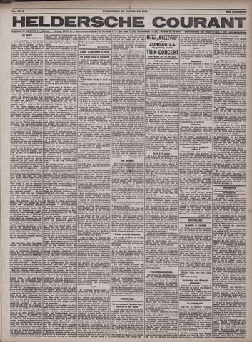 Heldersche Courant 1918-08-22