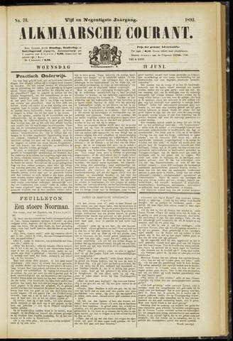 Alkmaarsche Courant 1893-06-21