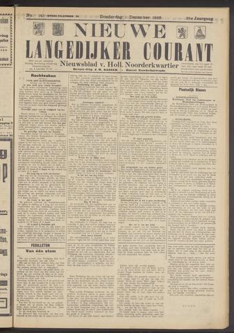 Nieuwe Langedijker Courant 1926-12-02